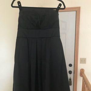 Worn Once. Black cocktail dress